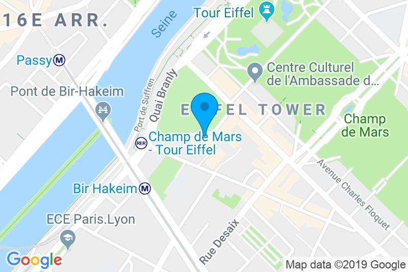 UICP 16 rue Jean Rey 75015 Paris